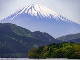 mont Fuji par Pierre le bigot