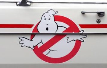 Logo Ghost Buster