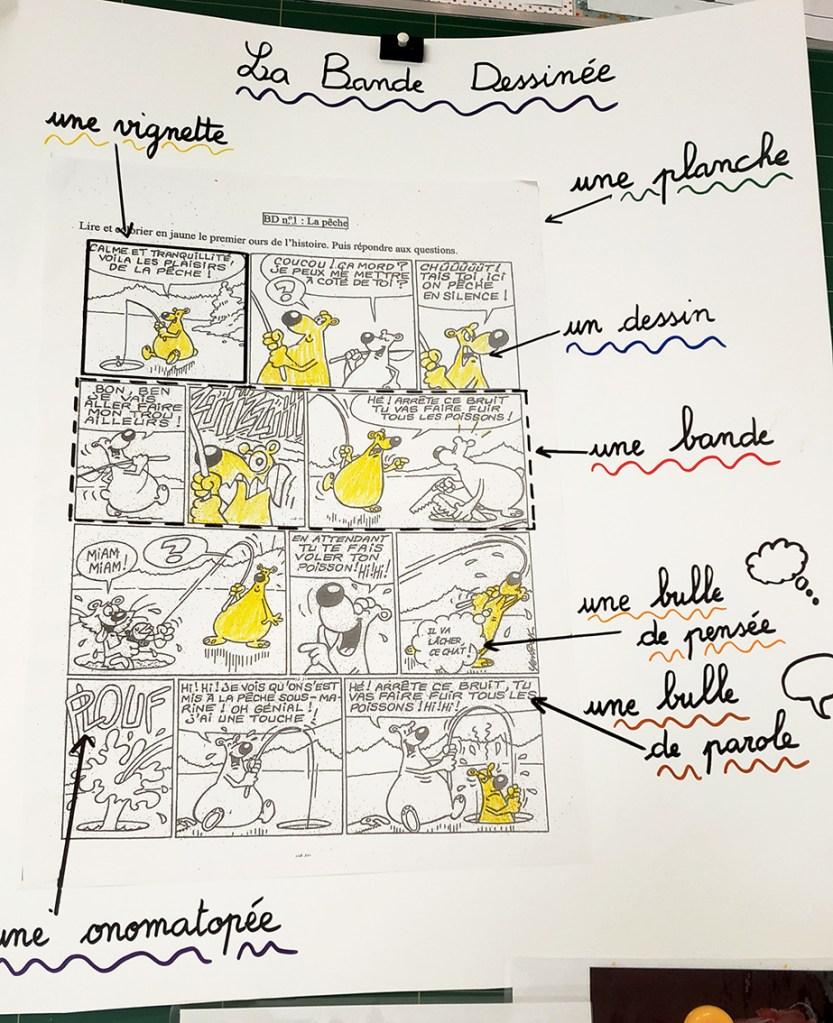 Module Parcours Professionnel - Classes en Bulles ©Patrice Cablat