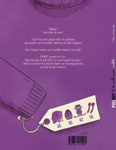 Pullboy et le pull-over violet - Bast