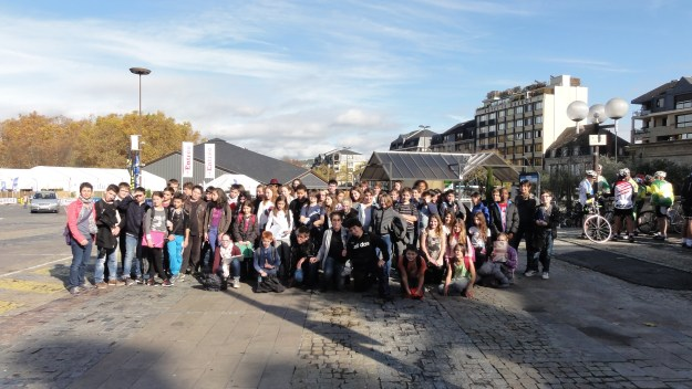 photo groupe Brive