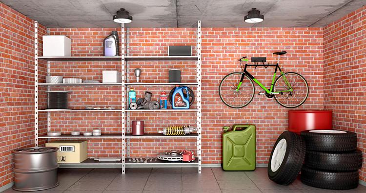 meilleures etageres garage mes