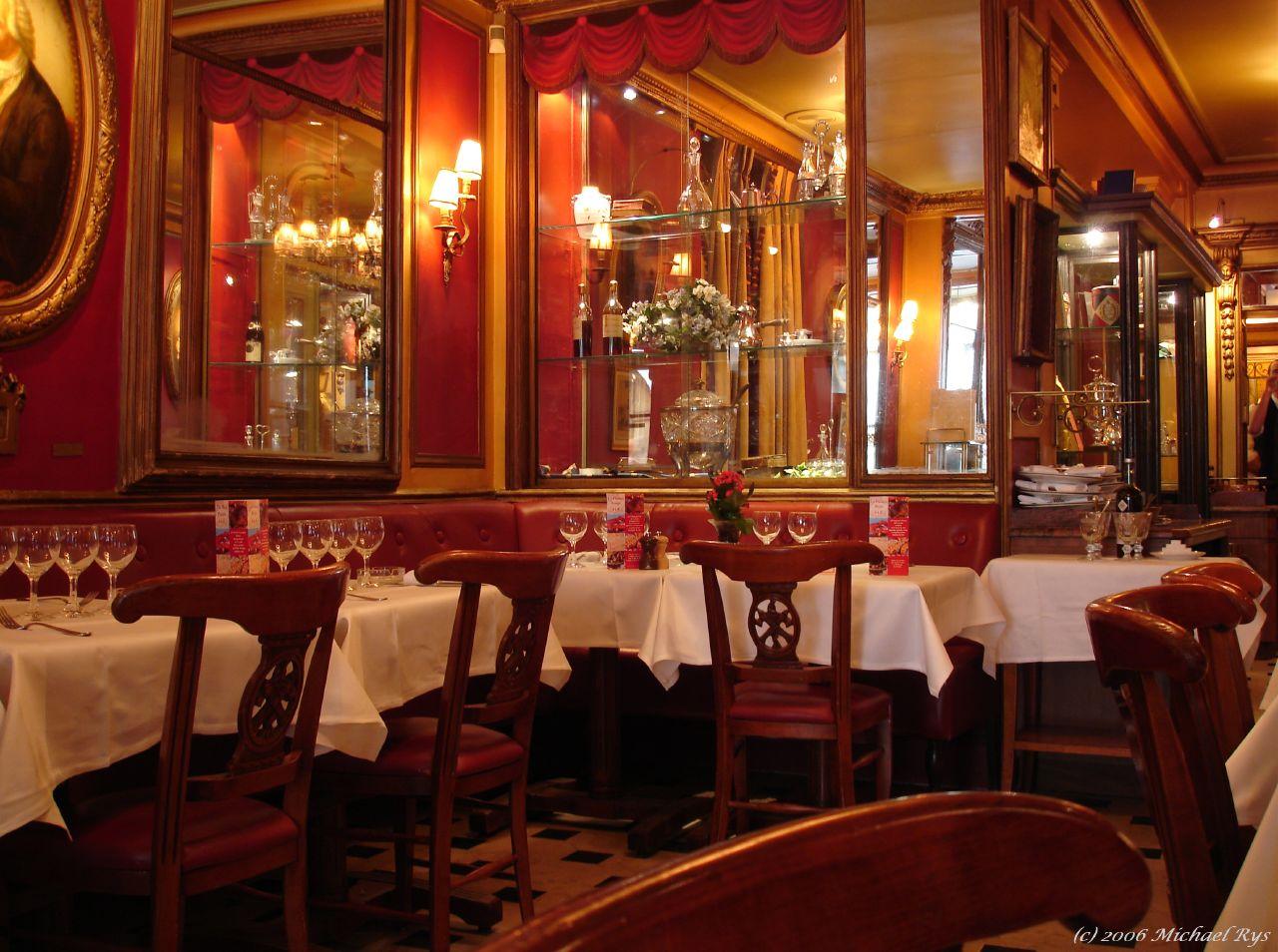Caf Le Procope St Germain Des Prs Paris Faites