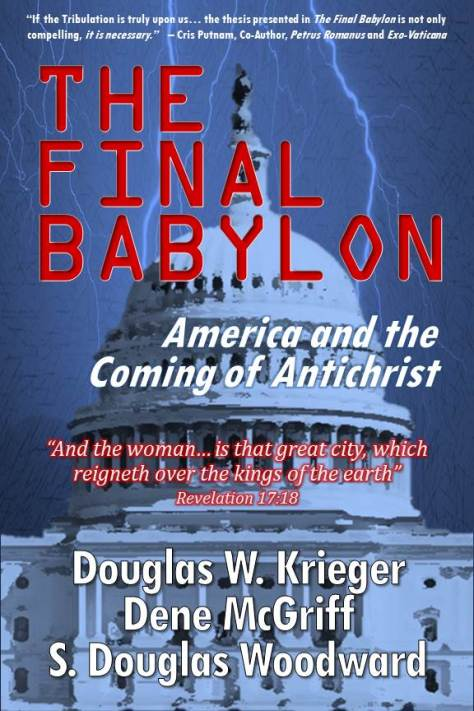 THE FINAL BABYLON - co-authors Krieger, McGriff, and Woodward