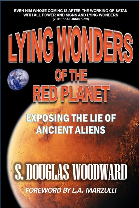 LYING WONDERS OF THE RED PLANET