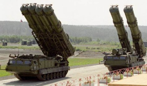 Russia's S-300 Missile Defensive Systems