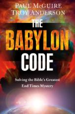 COVER OF THE BABYLON CODE