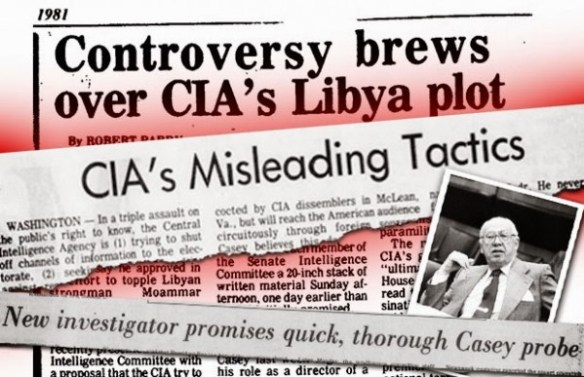 The Controversial Tactics of 1980s CIA Director William Casey
