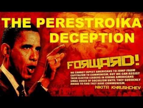 Is the Perestroika Deception for Real?