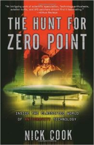 Nick Cook's The Hunt for Zero Point