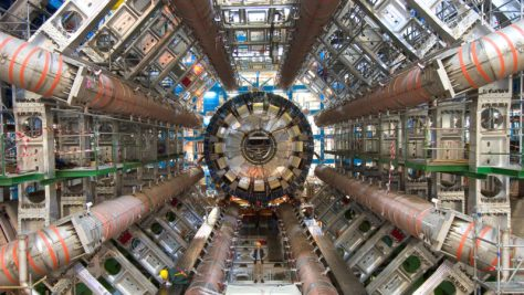 THE LARGEST MACHINE EVER BUILT - CERN IN GENEVA