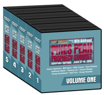 PITN Pikes Peak Prophecy Conference 5-DVD set. Click to buy from Prophecy in the News