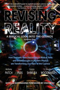COVER FOR THE BEST SELLING BOOK, REVISING REALITY