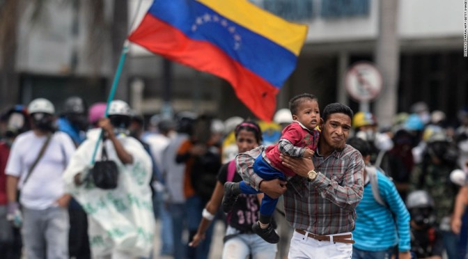 Is Military Action in Venezuela Likely?