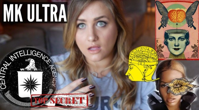 CIA MIND CONTROL IN AMERICA – WHAT YOU DON'T KNOW WILL HURT YOU