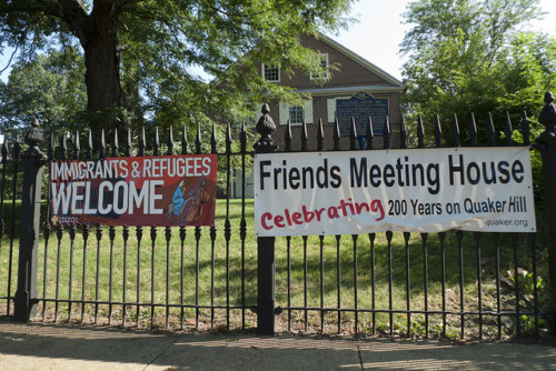Wilmington Friends Meeting House, Wilmington, Delaware