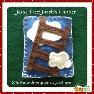 ACTIVITY: Jesse Tree: Jacob's Ladder