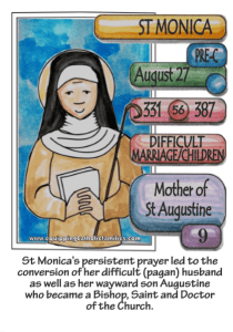 Super Saints Card Deck from Equipping Catholic Families
