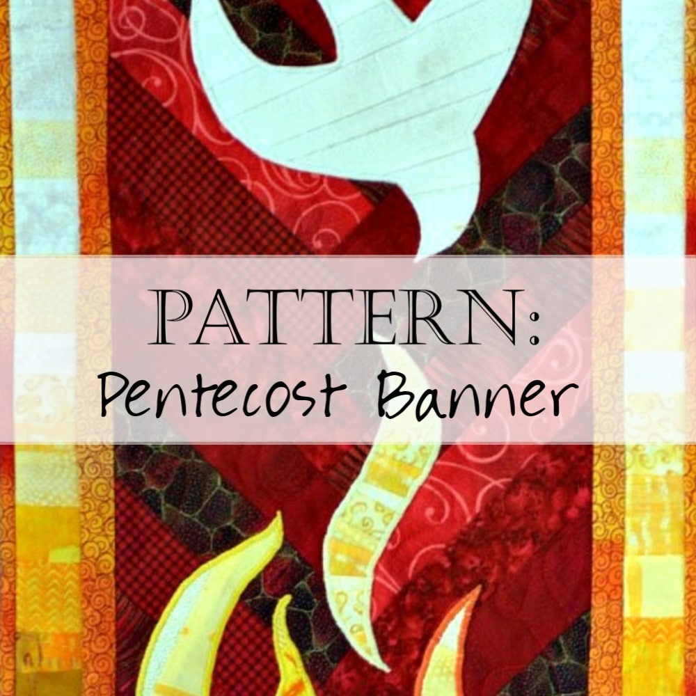 Sacred heart quilt pattern u faith and fabric
