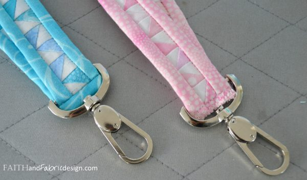 Faith and Fabric - Quilted Lanyard Tutorial 9