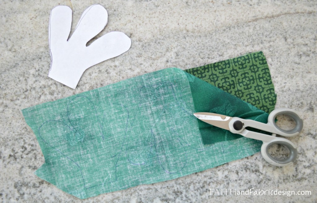 Faith and Fabric - Easy Easter Sewing Projects Carrots 4