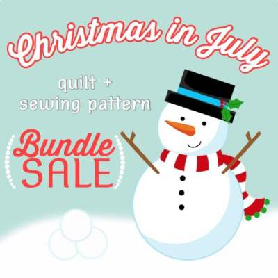 2017 Christmas in July Pattern Bundle Sale