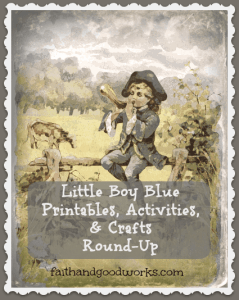 Little Boy Blue Round Up