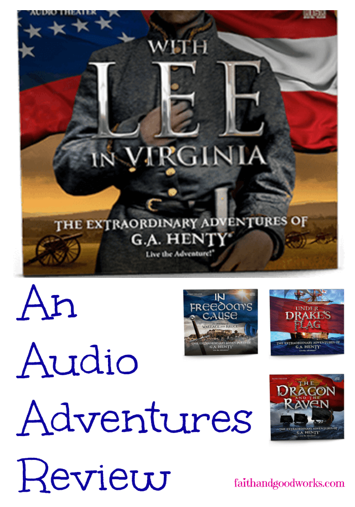 An Audio Adventures Review {Heirloom Audio Productions}