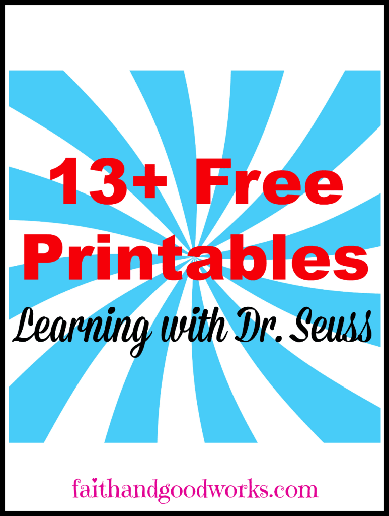 learning with dr. seuss
