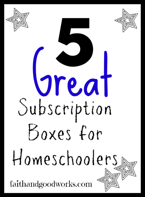 subscription boxes
