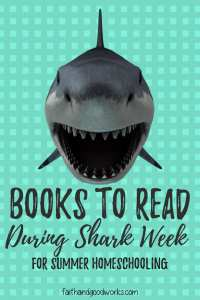 books to read during shark week