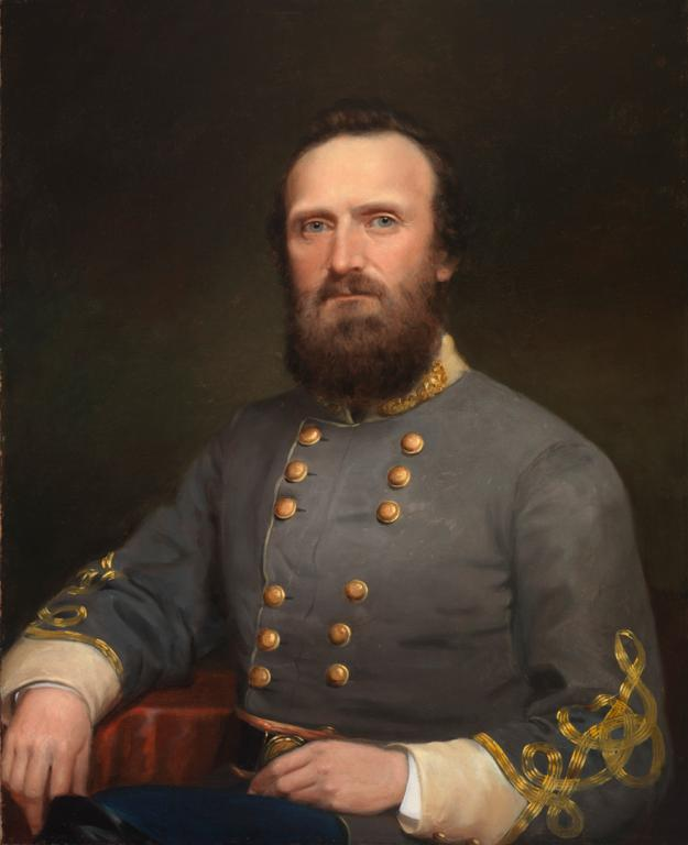 Stonewall Jackson-Confederate general-Romans 8.28