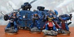 Command Squad Varus