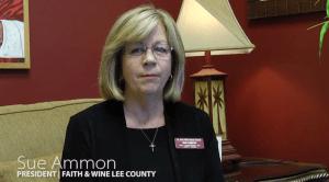 Sue Ammon | Faith & Wine Lee County