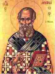 Athanasius of Alexandria, defender of the Trinitarian faith