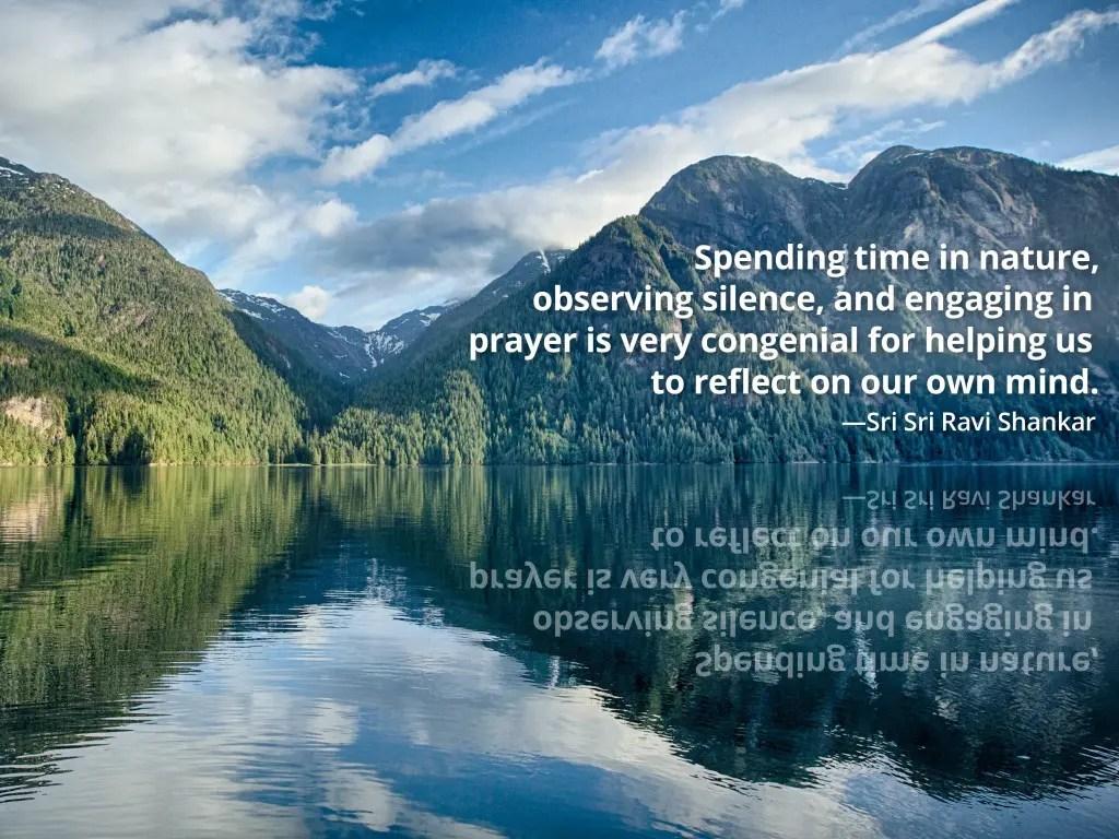 Faith And Nature Faithcounts