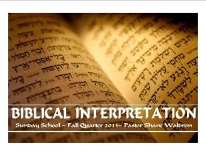 interp poster