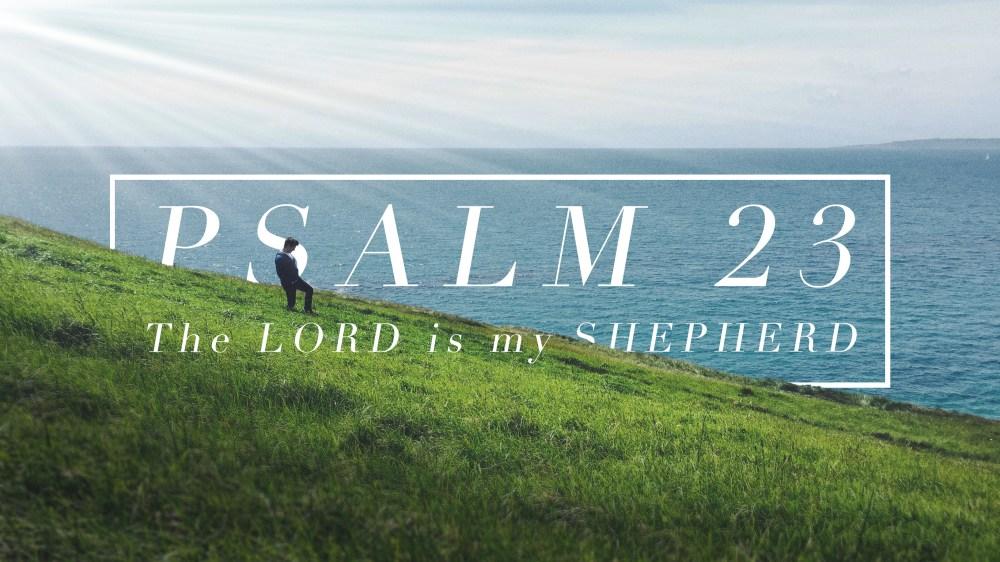 He Restoreth My Soul Image