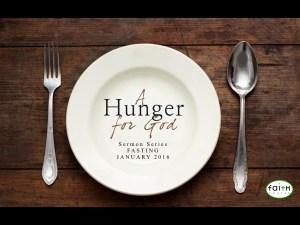 hunger for god MAIN