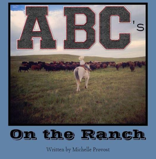 ABC's on the Ranch - ABC Fun Books