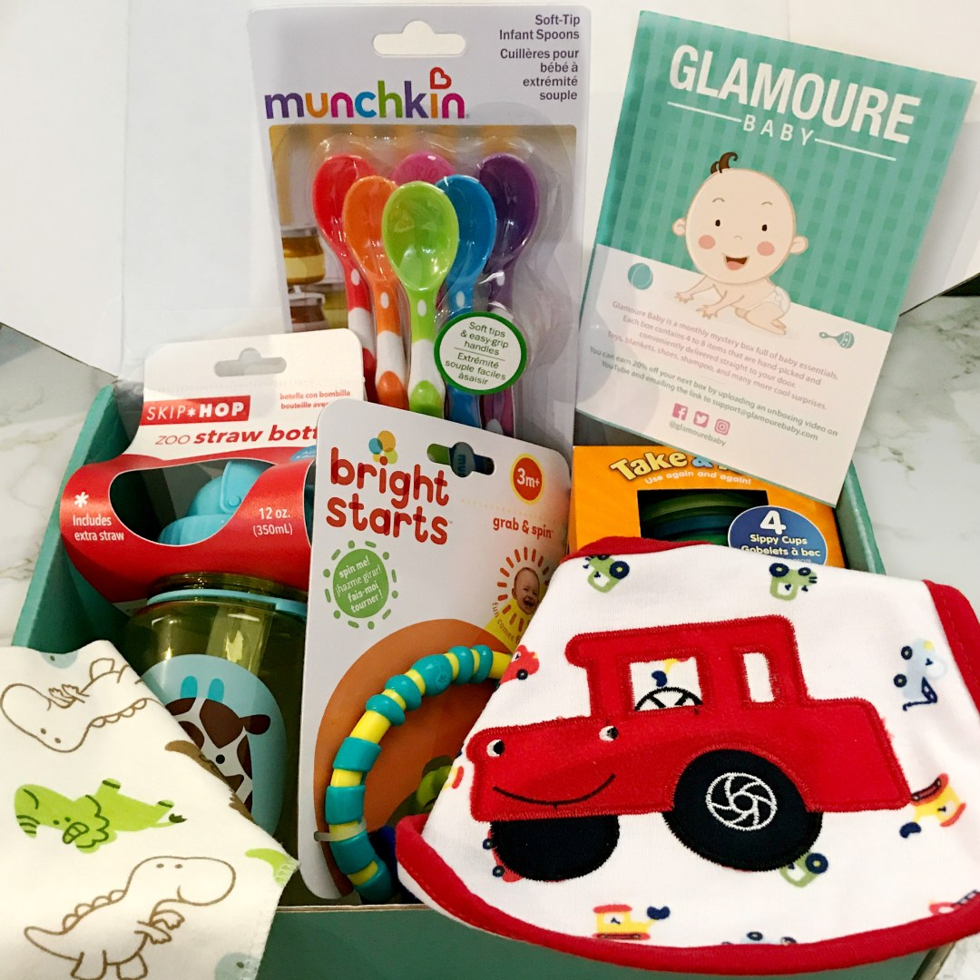 Glamoure Baby Box - FaithFilledMotherhood.com