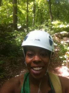 FaithFueled Mom Ziplining