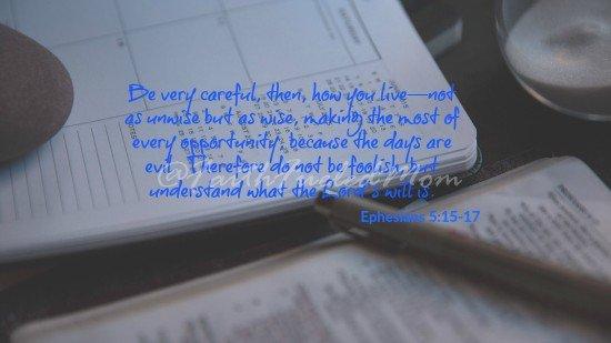 Ephesians51517