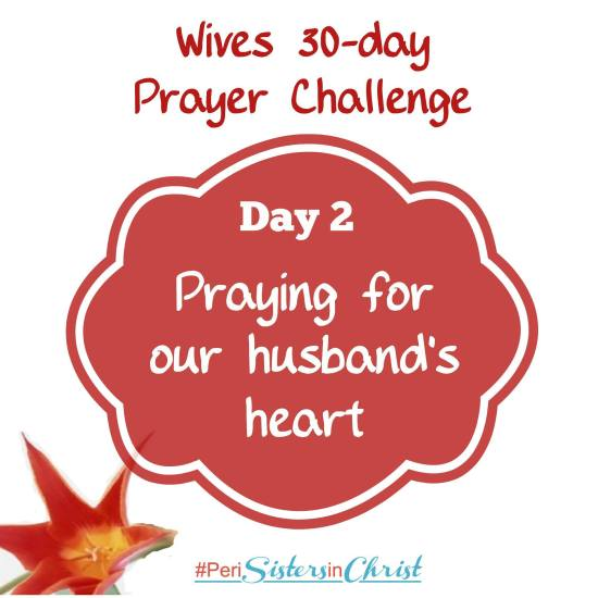 Marriage Prayer Challenge Day 2