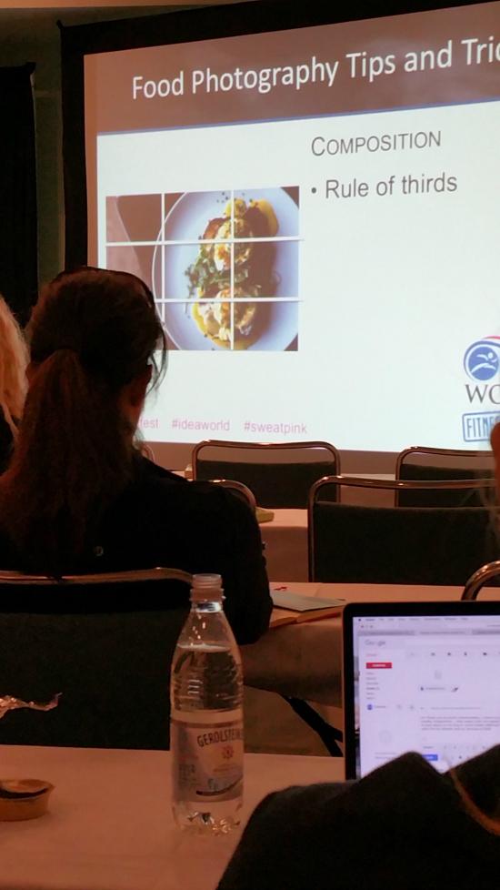 IdeaWorld Blogfest Workshop
