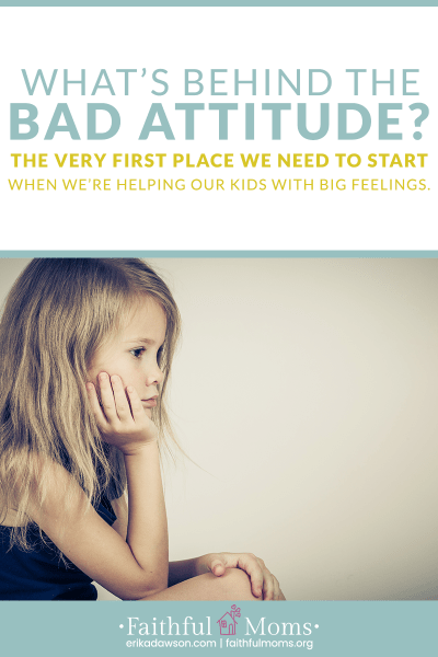 What's Behind the Bad Attitude