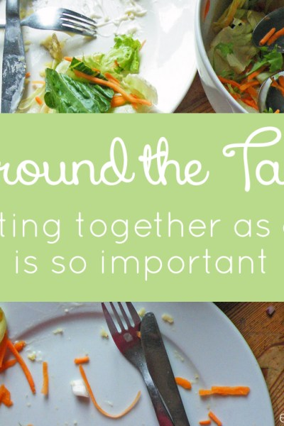 Eating Together: How to Establish Family Meal Times