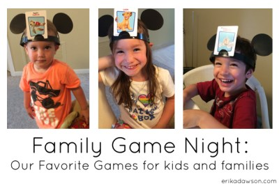 Family Game: Our favorite board #games for kids and families