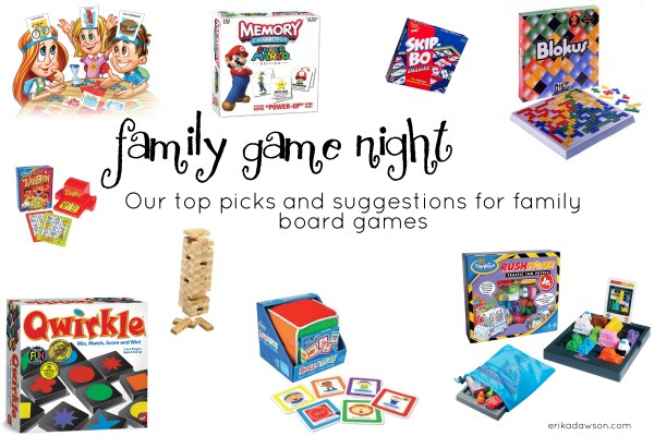 Family Game Night: Top Picks and Suggestions for Family Board Games