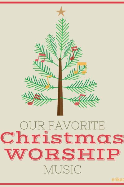 a GREAT list of Christmas WORSHIP music!